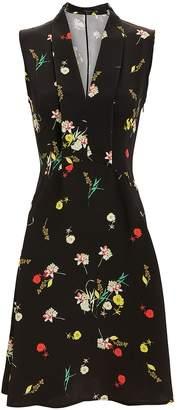 Derek Lam Floral Mini Dress