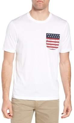 Travis Mathew Chocolate Barrels Crewneck T-Shirt