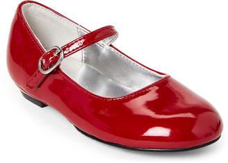Nina Toddler Girls) Black Lil Seeley Mary Jane Shoes