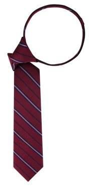 Lord & Taylor Boy's Racing Stripe Silk Tie