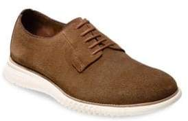 Cole Haan Deco Bourbon Suede Oxfords