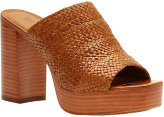 Frye Katie Woven Leather Sandal