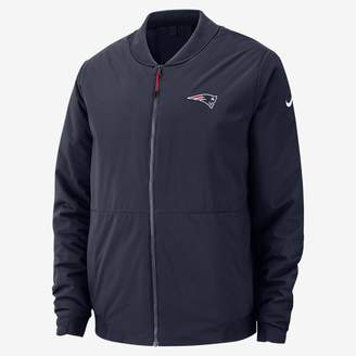 Nike Shield (NFL Patriots) Men's Bomber Jacket