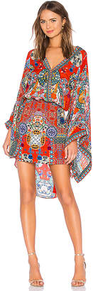 Camilla Kimono Dress