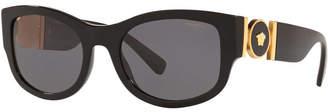 Versace Polarized Sunglasses, , VE4372 55