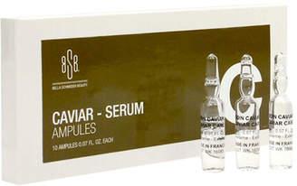 Bella Schneider Beauty Caviar Serum Ampules (Set of 3)