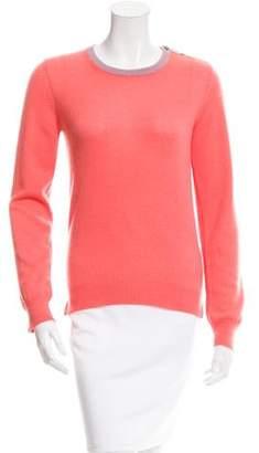 Michael Bastian Cashmere Colorblock Sweater