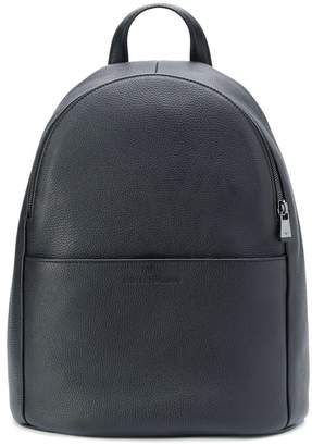 bf61733f2c Emporio Armani panelled backpack