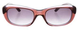 Marni Gradient Square Sunglasses