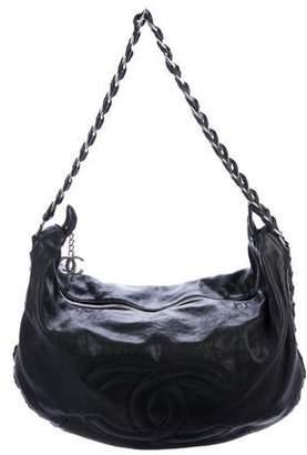 b02ed754661915 Chanel Black Hobo Bags - ShopStyle