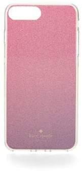 Kate Spade Glitter Ombre iPhone 8 Plus Case