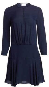 A.L.C. Hearst Silk Mini Dress