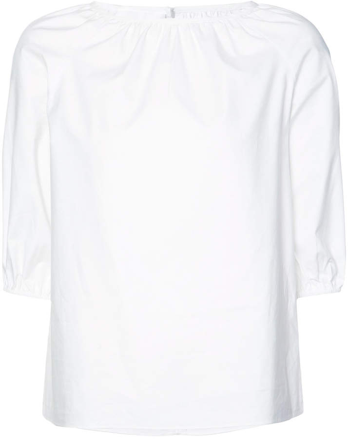 Co ruched blouse