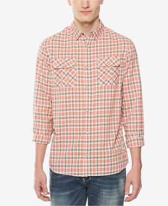 Buffalo David Bitton Men's Siduv Check-Print Shirt