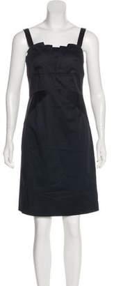 D-Exterior D. Exterior Sleeveless Midi Dress