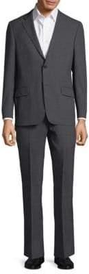 Hickey Freeman Milbern Wool Suit