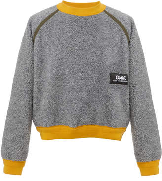 Oamc Coyote Crewneck Sweater