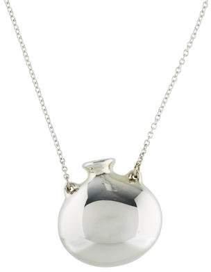 Tiffany & Co. Mini Bottle Pendant Necklace