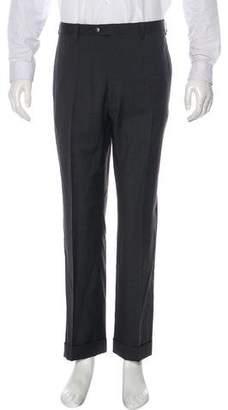 Cesare Attolini Super 140's Wool Dress Pants