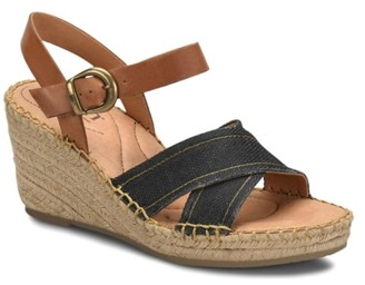 Børn Payette Espadrille Wedge Sandal