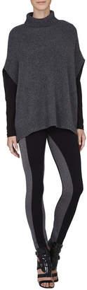 BCBGMAXAZRIA Kasia Oversized Boxy Pullover
