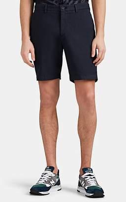 Theory Men's Zaine Cotton Shorts - Navy