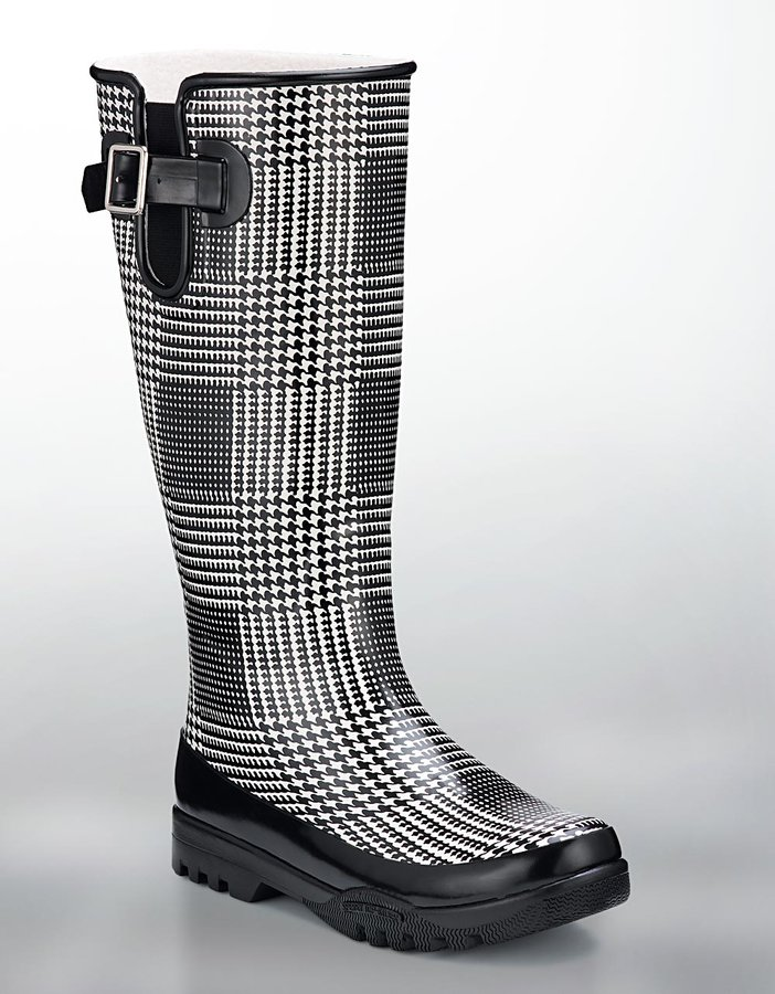 Sperry Pelican Rubber Rain Boots