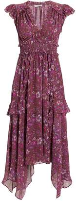 Ulla Johnson Ressie Midi Dress
