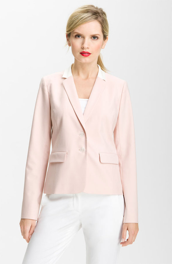 Valette 'Notion Weave' Blazer