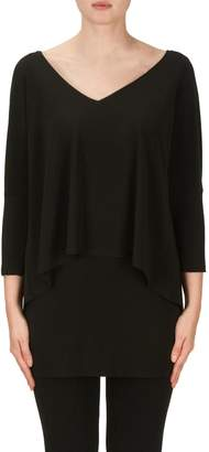 Joseph Ribkoff Double Layered Tunic