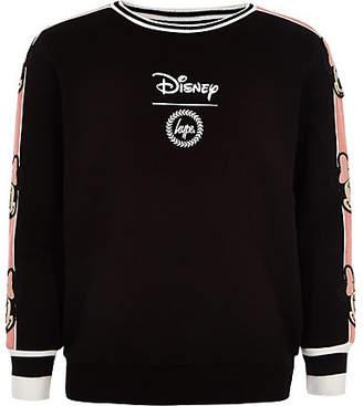 Hype Girls black Disney sweatshirt
