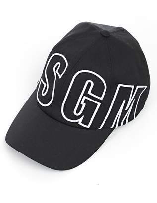 MSGM Long Baseball Cap