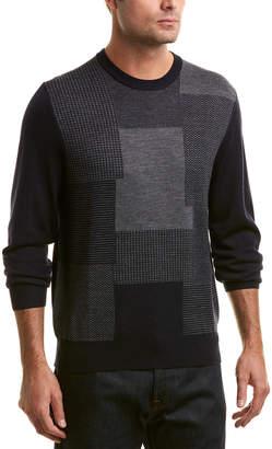 Brooks Brothers Merino-Blend Crewneck Sweater