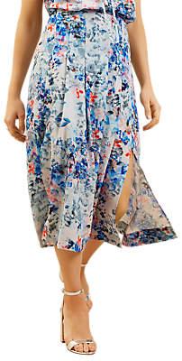 Fenn Wright Manson Petite Briar Skirt, Print