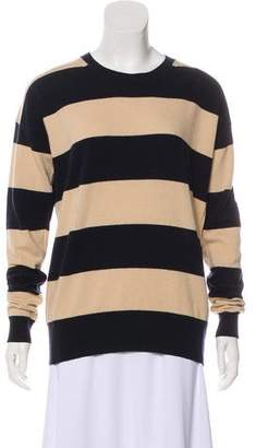 Stella McCartney Striped Knit Sweater