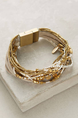 Serefina Brooke Wrap Bracelet $38 thestylecure.com