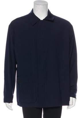 Giorgio Armani Storm System Zelander Wool Jacket