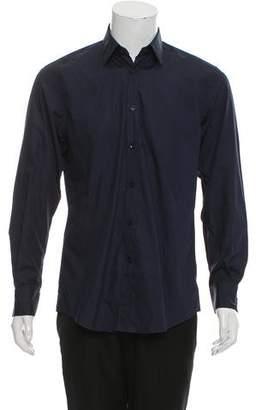 Versace Long Sleeve Button-Up Shirt w/ Tags