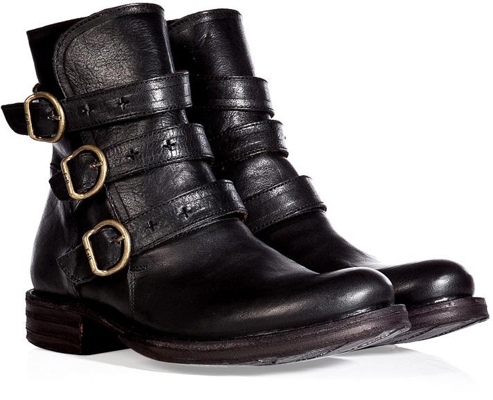 Fiorentini+Baker Fiorentini & Baker Leather Eternity Boots