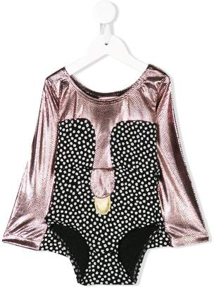 Bang Bang Copenhagen Electra Dot gymsuit