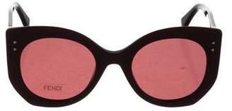 Fendi Peekaboo Oversize Sunglasses