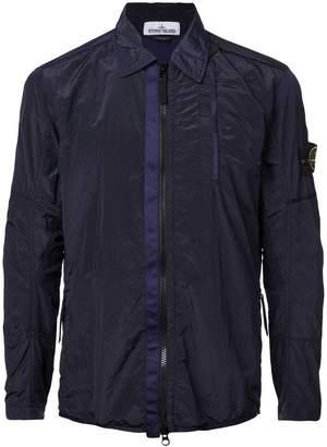 Stone Island lightweight shell shirt