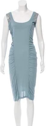 Philosophy di Alberta Ferretti Ruched Midi Dress