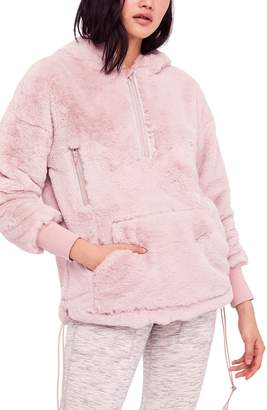 Off the Record FREE PEOPLE MOVEMENT Free People FP Movement Soft Fleece Hoodie