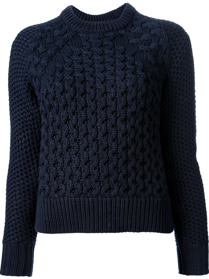 Acne 'Ruth Air' sweater