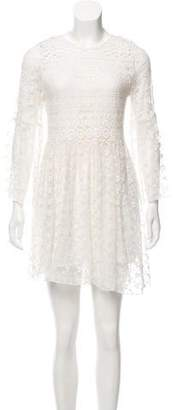Tularosa Embroidered Long Sleeve Dress w/ Tags