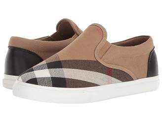 Burberry Linus ABDYQ Shoe (Toddler/Little Kid)