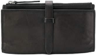 Ann Demeulemeester long buckled wallet