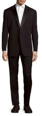 Back Vented Wool Tuxedo