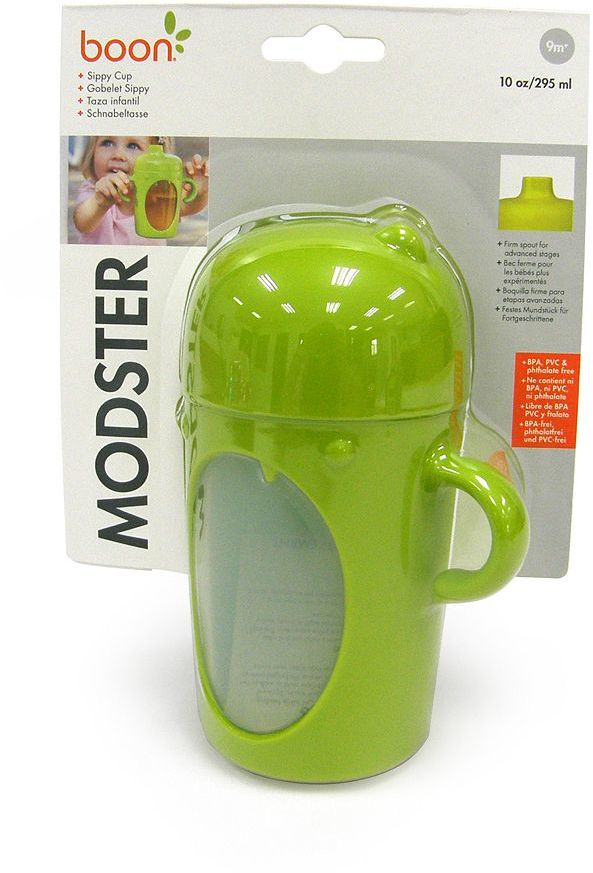 Boon modster firm spout sippy cup